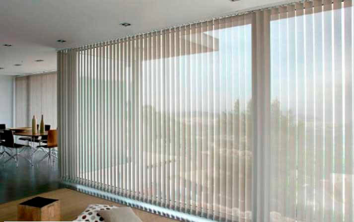 Lamas verticales screen screenvogue screens barcelona - Cortinas lamas verticales ...