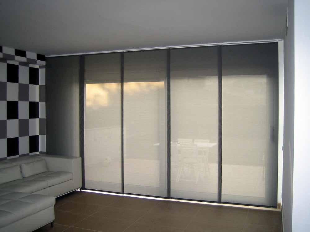 Panel japones screenvogue screens barcelona - Panel japones cortinas ...
