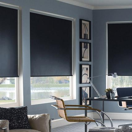 Ventajas de los estores screen en la decoraci n de for Estores para oficinas