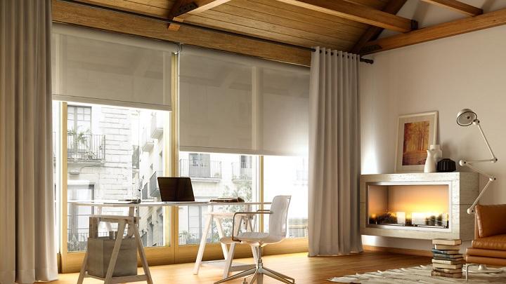 Diferencias entre cortinas y estores screenvogue screens barcelona - Cortinas y estores madrid ...