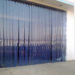 cortinas de lama verticales