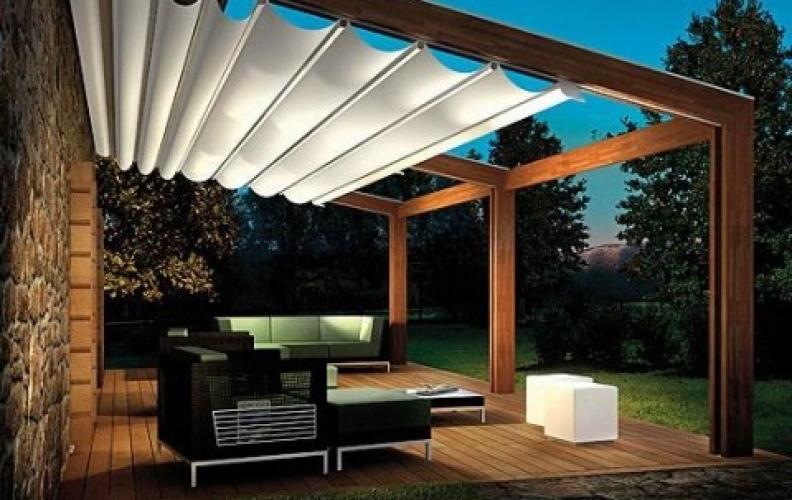Diseño de terrazas modernas - ScreenVogue Screens Barcelona