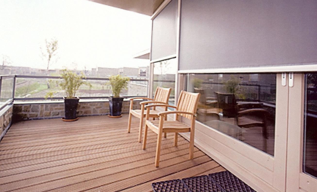 Dise o de cortinas para exteriores screenvogue screens for Cortinas plastico para exteriores